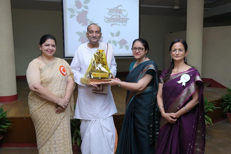Workshop on 'Dhvani- Chanting of Mantras and Shlokas'